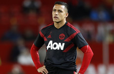 Out-of-sorts Sanchez a prime example of Man United's growing problems