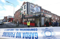 Man who helped criminal gang murder bar manager caught after he dropped his mobile phone, court told