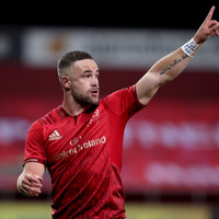 'That quick throw-in, some of the guys said; 'no, slow down!'': Mathewson an exciting addition for Munster
