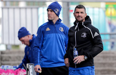 'A pretty strong team will be put out': Leinster go into Munster with one eye on Europe