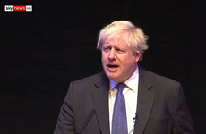 Boris Johnson on Brexit: 'Do not believe that we can bodge it now and fix it later - that's a total fantasy!'