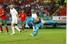 46 days to Euro 2012: Maniche breaks Dutch hearts