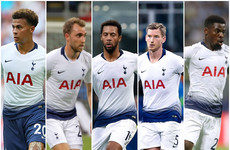 5 Spurs players to miss Champions League clash with Barca and out until after international break