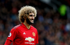 'He has sacrificed himself' - Fellaini embodies the spirit that Man United need, says Mourinho
