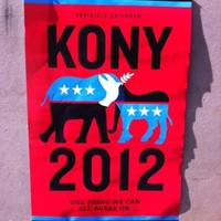 Department says it received two emails in relation to 'Kony 2012' campaign