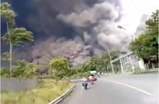 Volcano erupts on same Indonesian island as earlier fatal earthquake