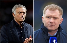 Scholes on Mourinho - 'I think his mouth is probably out of control and I think he's embarrassing the club'