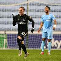 Ireland call-up Ronan Curtis is on fire after scoring sixth goal for Portsmouth