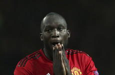 'Lukaku is a defender's dream' – Man United striker's lack of movement criticised by Ferdinand