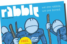 Alternative website and magazine Rabble calls it a day