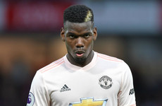 'I've been told I'm not allowed' - Pogba not speaking to media amid reports of ban