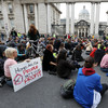 'We're conning our young people': Thousands take part in Raise the Roof protest