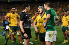 World Rugby approves revised TMO trial for November international Tests