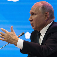 Putin labels poisoned former spy Sergei Skripal a 'traitor' and a 'scumbag'