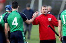 Davy Fitzgerald steps down as LIT manager after 16 years