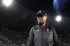 Liverpool undone by late Lorenzo Insigne winner in Napoli