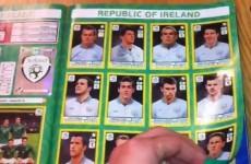 44 days to Euro 2012: Panini porn