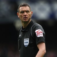 Andre Marriner to referee Manchester derby title decider