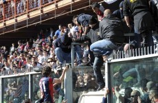 Genoa protests inspire security clampdown