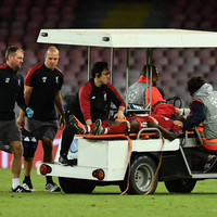 Liverpool give positive update after Keita spends the night in Italian hospital