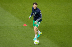 Harry Arter returns to Ireland squad after clear-the-air talks with Roy Keane