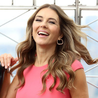 The secret to looking young forever? Moisturising 10 times a day, according to Liz Hurley