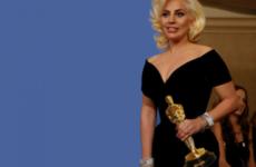 Give Lady Gaga her Oscar, anois