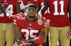 Eric Reid, 'Big' Jim Larkin and your NFL week 5 preview