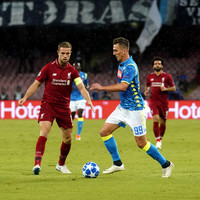 Napoli striker robbed at gunpoint after win over Liverpool
