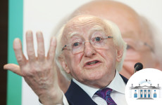 Michael D Higgins will return €200k balance in Áras account at end of term