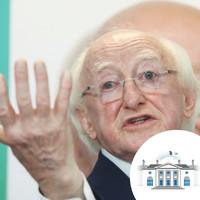 Michael D Higgins will return €200k balance in Áras account at end of term