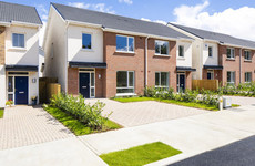 Brand new three and four-beds just 30 minutes from Dublin city