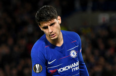 Morata ends drought as Chelsea scrape by at Stamford Bridge