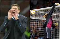 Gerrard sees Rangers win, Karius has night to forget in Sweden and Cazorla ends 7-year wait for European goal