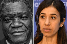 Denis Mukwege and Nadia Murad have won the Nobel peace prize for 2018