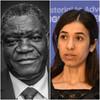 Denis Mukwege and Nadia Murad have won the Nobel peace prize for 2018