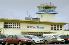The company behind Waterford's long-awaited UK flights has shut