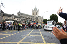 Contractor was asked to install papal road markings in Dublin for free over concerns about cost