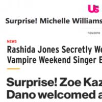 Why surprise celebrity gossip is the best celebrity gossip