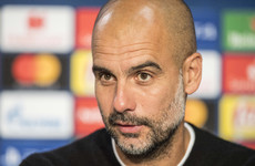 'In these kind of games we have to be ourselves' - Guardiola vows City will stay on the attack against Liverpool