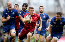 Rivalries renewed as fully-loaded Munster take aim at Leinster