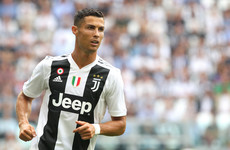 Juventus shares drop 10% amid Ronaldo rape claims as sponsors express 'deep concerns'