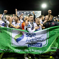 Champions! Hoban delivers dramatic 90th minute equaliser as Dundalk secure fourth title in five seasons