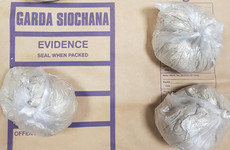 Man (40s) arrested following seizure of €90k worth of heroin after gardaí stop car on M9