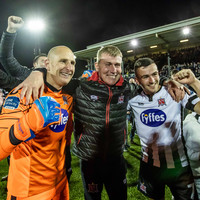 Two more years! Dundalk's Michael Duffy agrees new deal with SSE Airtricity League champions