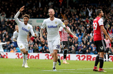 Leeds still Championship table-toppers for now after late equaliser at Elland Road