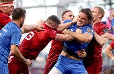 As it happened: Leinster v Munster, Guinness Pro14