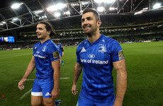 'A lot of guys put their hand up': Leinster building momentum ahead of Wasps