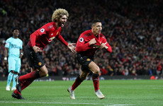 Sanchez scores 90th minute winner as Man United resurrect in five goal thriller
