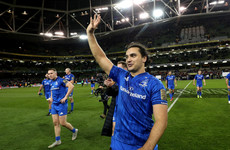 'He's one of those world-class players': Leinster's Kiwi magician a joy to behold